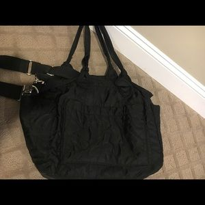 Marc jacobs overnight/diaper bag